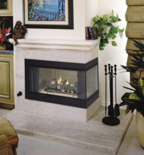 vantage hearth b vent gas corner fireplace rh fireplaceinserts net corner fireplace units gas corner electric fireplace units