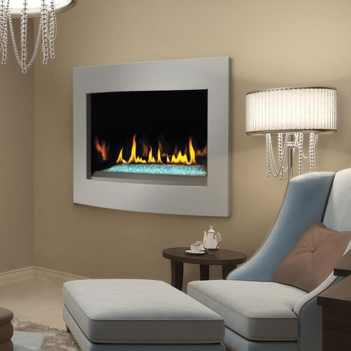 Napoleon BGD36CFG Direct Vent Gas Fireplace Crystallo