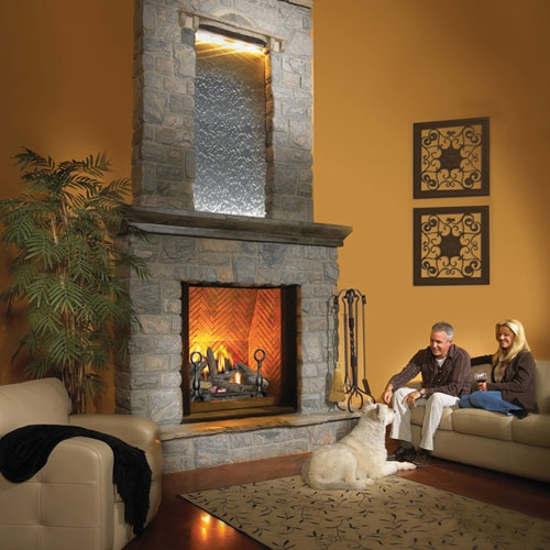 Napoleon BGD90 Direct Vent Gas Fireplace Dream